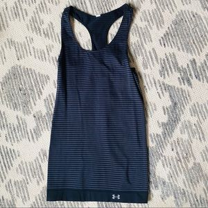 Under Armour Tank Women Athletic Racerback Top XS